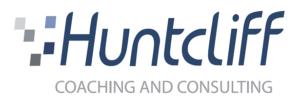 Huntcliff Logo